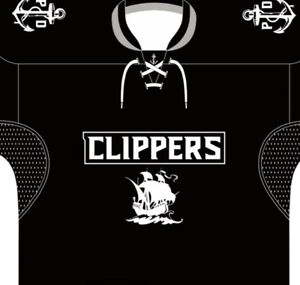 Clippers jerseys and socks