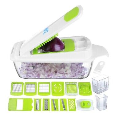 16 in 1 Mandolin Slicer Kitchen Food Fruit Vegetable Cutter