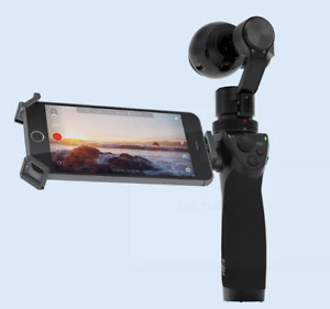 DJI OSMO  + Z-Axis + 4 ND Filters + Zoom Mic