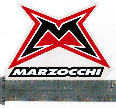 Marzocchi Bomber Z2 2020 Fork Suspension Sticker Decal Kit Adhesive Oil Slick