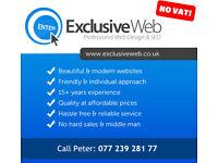 SPECIAL OFFER 50% OFF! Web Design Company Liverpool, WordPress Websites Specialist & SEO Expert