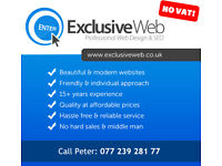 50% OFF SPECIAL OFFER! Web Design Company Wolverhampton, WordPress Specialist & SEO Experts