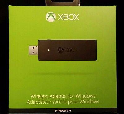 Microsoft Xbox One Wireless Adapter for Windows NEW