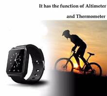 NEW Bluetooth Smart Wrist Watch for iPhone Samsung LG SMARTWATCH Blacktown Blacktown Area Preview