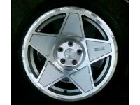 3 SDM 00.5 wheels and tyres