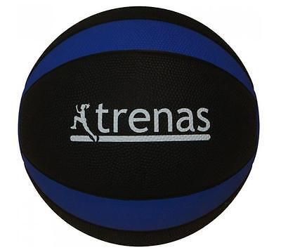 Grevinga® BASIC TRENAS Gummimedizinball PRO - Medizinball (5 kg) 106267-05