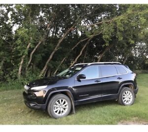 Jeep Cherokee Limited Loaded