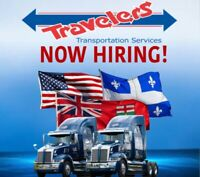 AZ Truck Drivers  &  Owner Operators- USA or Corridor Runs