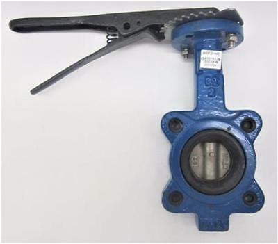 Wheatley Hvac Butterfly Valve 2in Disc Cf8m