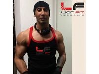 Lion Fit Personal Training from only £15 a session!