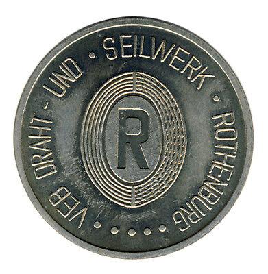 DDR - ROTHENBURG - Draht- und Seilwerk - ANSCHAUEN (10754/1018N)