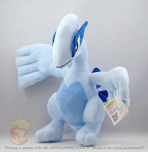 Pokemon LUGIA plush  12