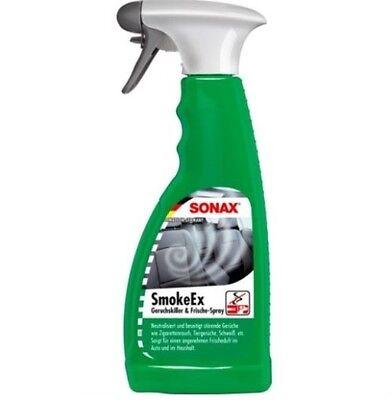 Sonax SmokeEx Geruchskiller gegen Nikotin und Zigarettengeruch 500 ml - 292241