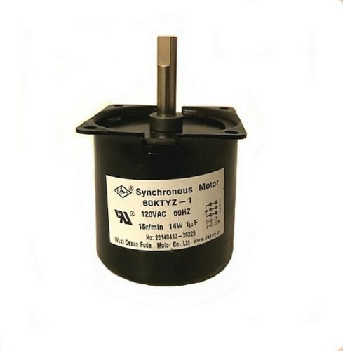 Replacement Drive Motor For Great Northern Popcorn 8 oz Machines