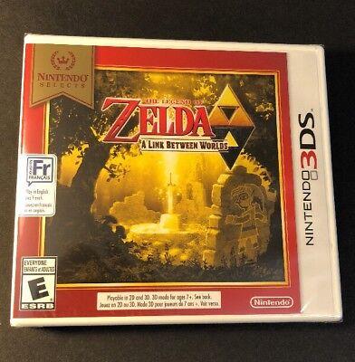 The Legend of Zelda A Link Between Worlds [ Nintendo Selects ] (3DS) NEW comprar usado  Enviando para Brazil
