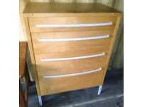 Large modern chest of drawers