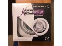Knightsbridge Symple Stuff 10cm Recessed Lighting Kit White LED x10