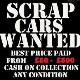 Sell/your car for cash free collection