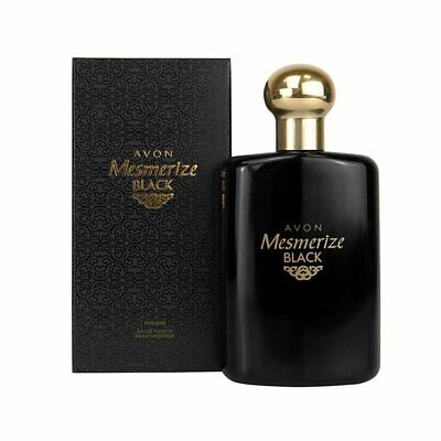 Avon Mesmerize BLACK for Him - Men's Eau de Toilette Spray 100 ml Boxed & Sealed