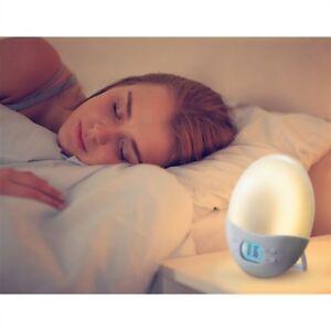 CHRISTMAS - Beat SAD - Wellbeing Sunrise Alarm Clock - Wake Up Gradually