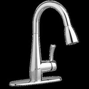 American Standard High Arch Kitchen Taps