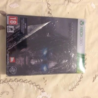 Middle-Earth: Shadow of Mordor Special Steelbook Edition Sealed Pal UK (Middle Earth Shadow Of Mordor Special Edition)