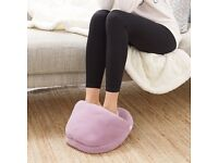Wellbeing Vibrating Foot Cosy
