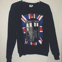Doctor Who crewneck sweater