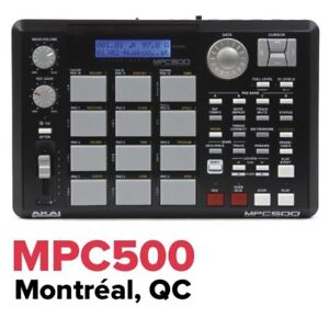 AKAI - MPC500 | Music Production Center A