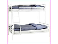 IKEA Tromso triple bunk bed frame