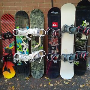 Snowboards for sale - 6 to choose from
