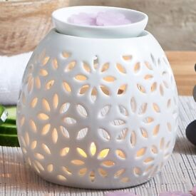 Revitalising Bamboo Ceramic Burner