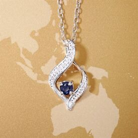 Willa Sapphire Necklace