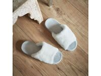 Wellbeing Emi Fur Slider Slippers