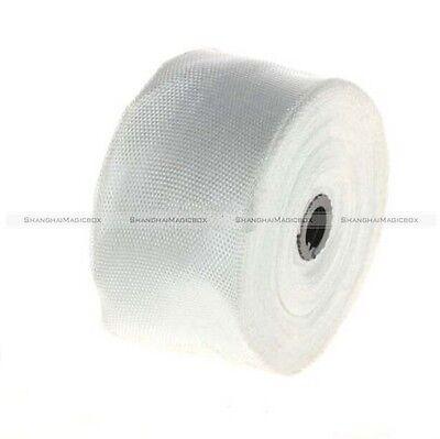 Fiberglass Cloth Tape E-glass 2 Wide 33 Yards 50mm X 30m Fiber Plain Weave