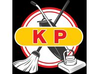 KP Cleaners Ltd Offers Professional and Reliable Carpet washing & House Cleaning Services