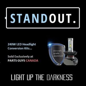 LED Headlight Conversion Kits **THIS WEEK ONLY!**