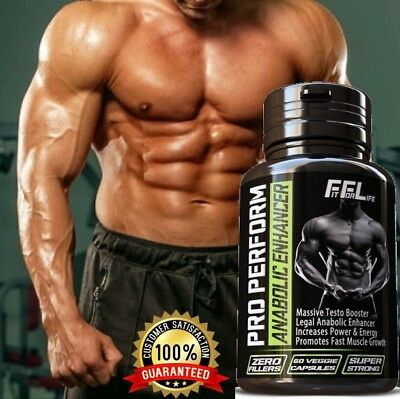#1 BEST ANABOLIC TEST BOOSTER MASS GAINER STRONGEST LEGAL TESTOSTERONE