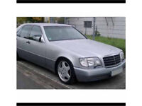 Wanted Mercedes W140 - S Class S280 S320 S420 S500
