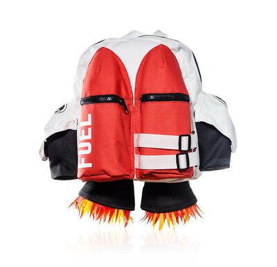 Jetpack Backpack Rucksack Suck UK Shuttle Düsenjet Rakete Schulrucksack Tasche