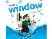 Trainee Window Cleaner / Leaflet Distributor - Full Training Given - Immediate Start - Pembroke