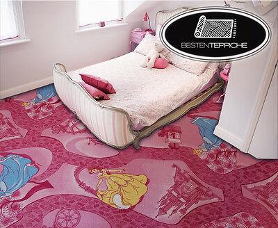 KINDERTEPPICH Teppich DISNEY CELEBRATION, Prinzessin, Spielteppich, alle Größen ()