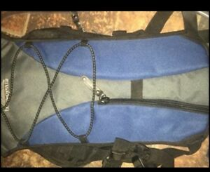 New hydration pack