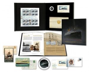 The Empress of Ireland 100th Anniversary Stamp / Coin Collection
