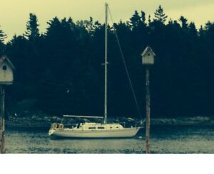 Pearson Wanderer Sailboat For Sale