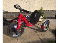 Red Schwinn Trike Bike / Bicycle