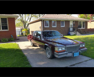 1980 Cadillac Deville Coupe all canadian excellent condition