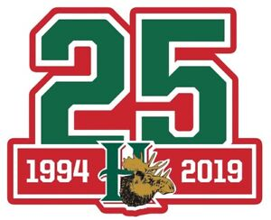 2 Lower Bowl Moosehead tickets for Wednesday Game 4 @ 7pm