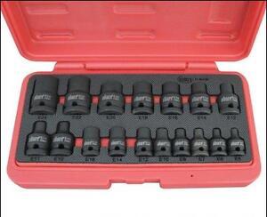 jimy Impact Torx Socket Set 3/8