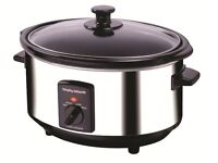 Morphy Richards 3 setting Slow Cooker